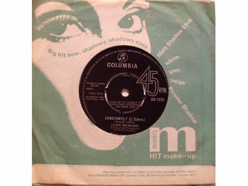Cliff Richard - Constantly (L`Edera)