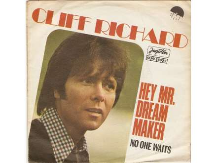 Cliff Richard - Hey Mr. Dreammaker