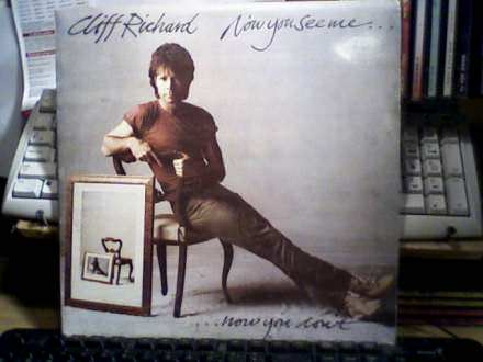 Cliff Richard - Now You See Me... Now You Don`t