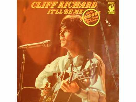 Cliff Richard & The Shadows, Norrie Paramor And His Orchestra - It`ll Be Me