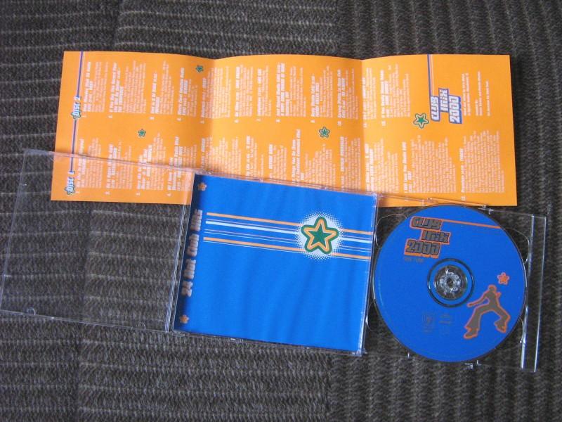 Club Mix 2000 (2xCD)