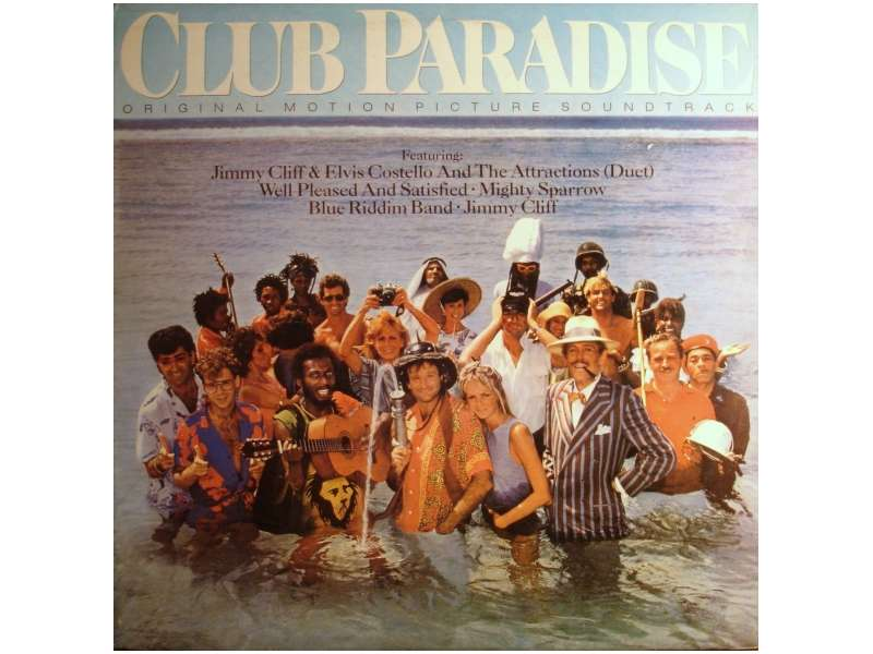 Club Paradise - Original Motion Picture Soundtrack