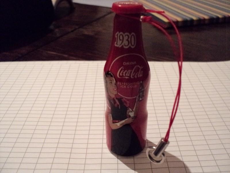 Coca-Cola Retro privezak