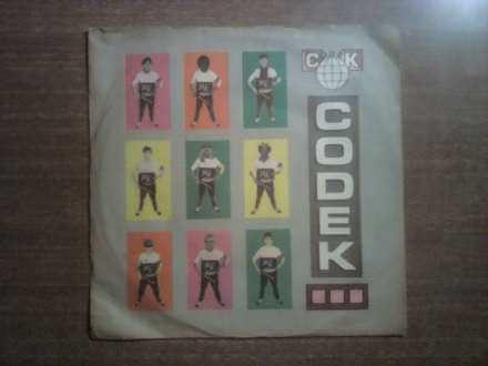 Codek (2) - Me, Me, Me / Demo