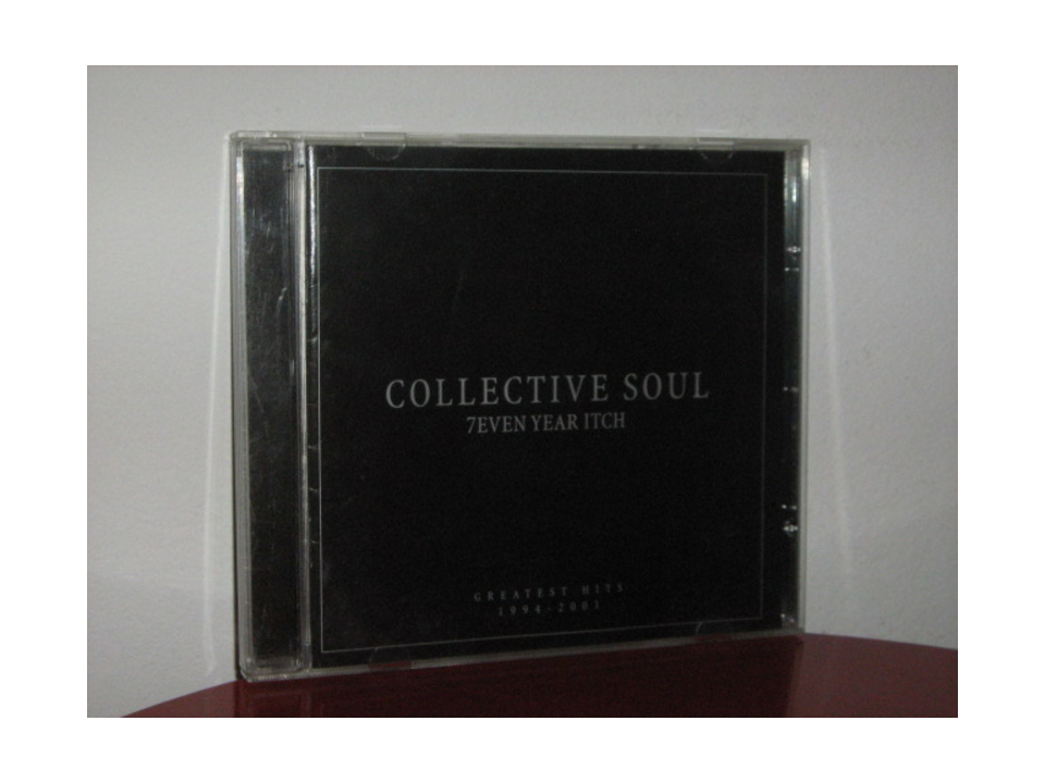Collective Soul-7even Year Itch:Greatest Hits 1994-2001