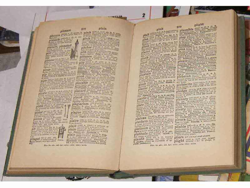 Collins` national dictionary and encyclopedia