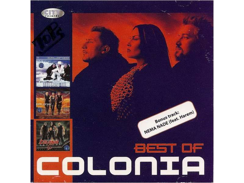 Colonia - Best Of