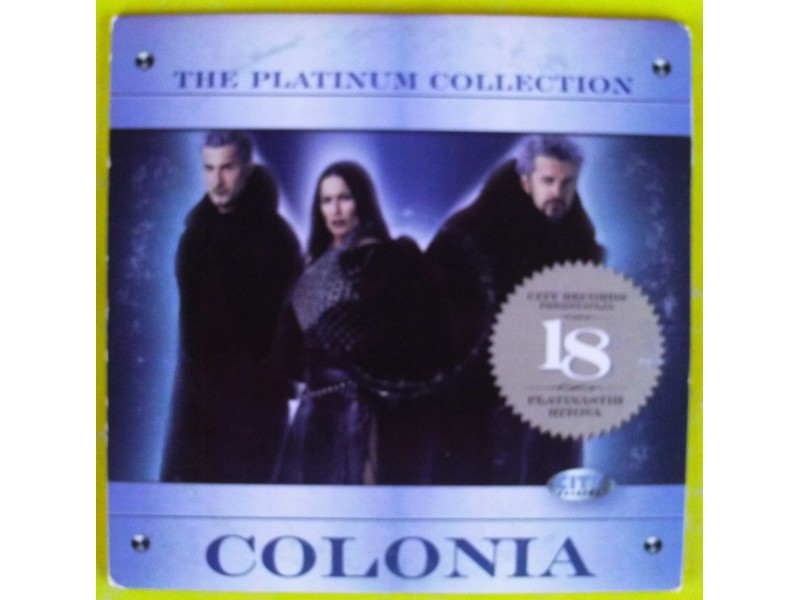 Colonia - The Platinum Collection