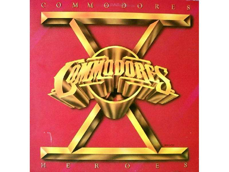 Commodores - Heroes