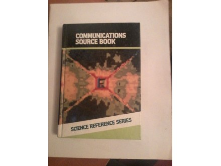 Communications source book