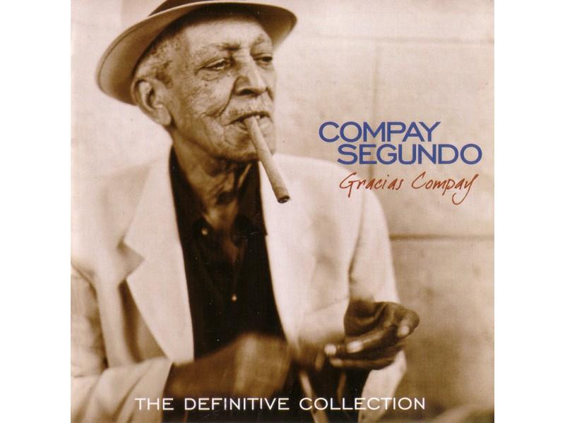 Compay Segundo - Gracias Segundo - The Definitive Collection