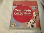 Complete first certificate students book Cambridge