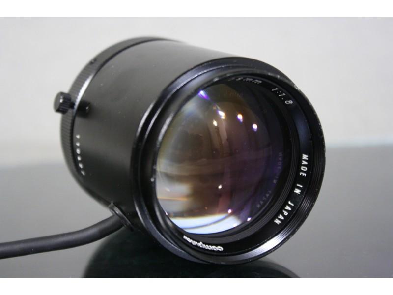 Computar APC 75mm f1.8 CS mount objektiv