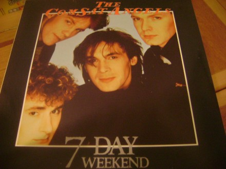 Comsat Angels, The - 7 Day Weekend