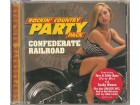 Confederate Railroad ‎– Rockin` Country Party Pack