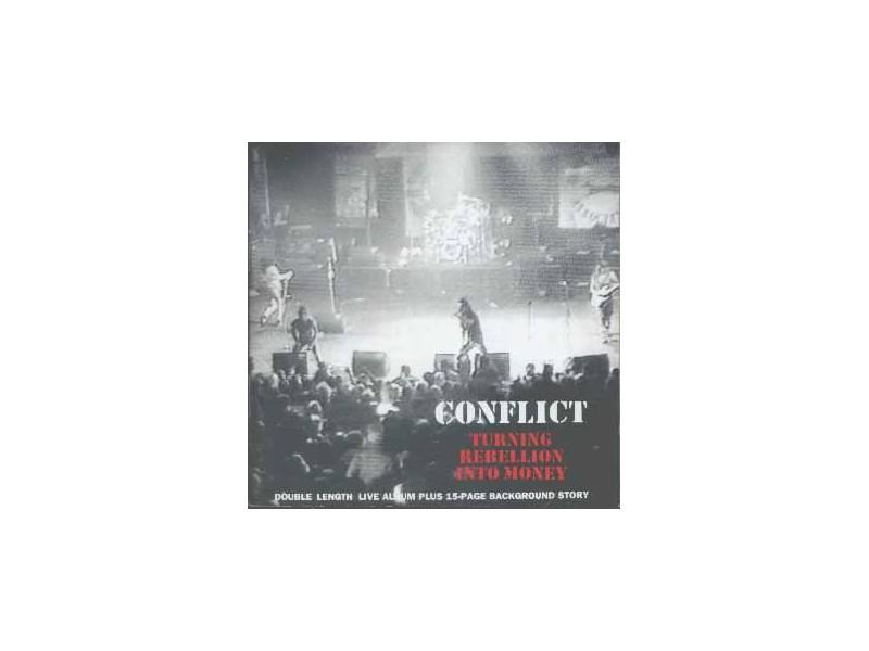 Conflict (2) - Turning Rebellion Into Money