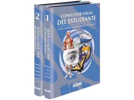Consultor Visual del Estudiante I-II, grupa autora,novo