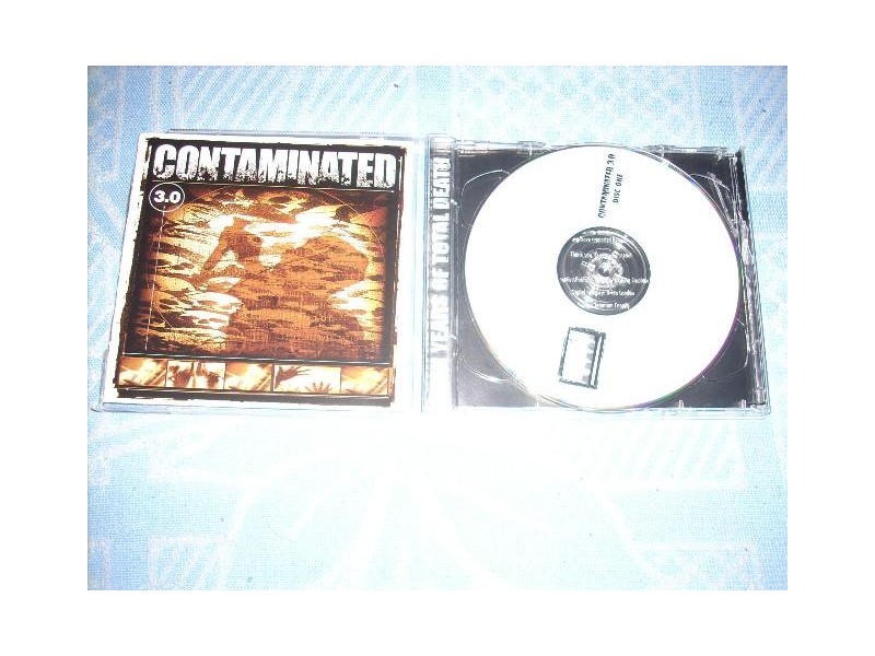 Contaminated 3.0 Grind/death metal kompilacija 2CD
