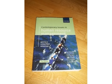 Contemporary Issues in Human Resource Management Gainin