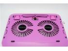 Cooler za laptop  N130 ljubičasti (C)