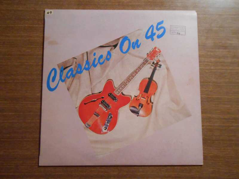 Coombe Music - Classics On 45