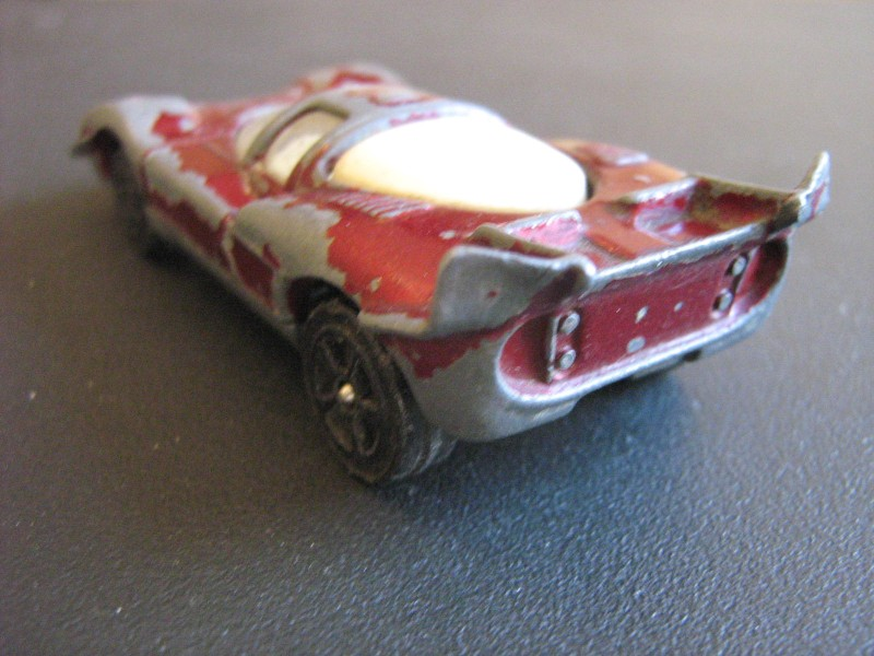 Corgi Juniors Ferrari 512 S (Whizzwheels)