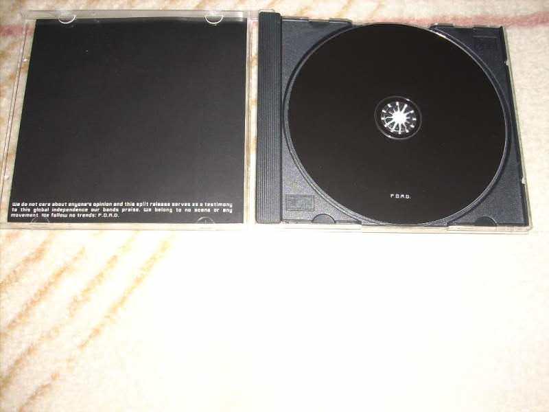 Corpus Christii, Thesyre - F.O.A.D. CD