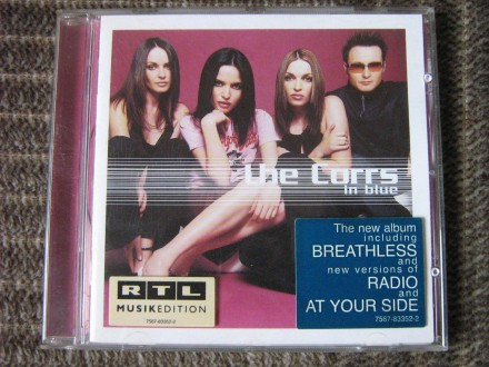 Corrs, The - In Blue