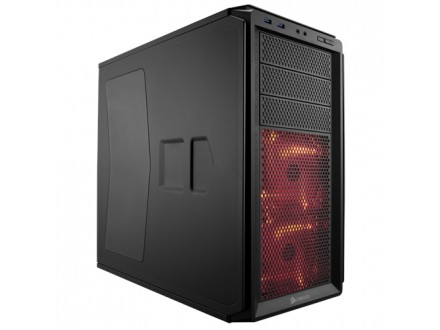 Corsair Midi Tower 230T W Graphite ATX USB3.0 Window black