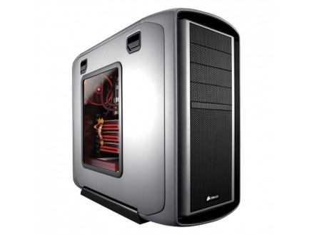 Corsair Midi Tower SS600T Graphite ATX USB3.0 silver