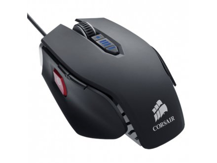 Corsair Vengeance M65 black wired USB 8200dpi 8 pr. buttons