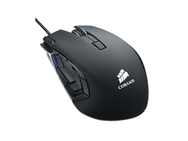 Corsair Vengeance M95 black wired USB 8200dpi 15 pr. buttons