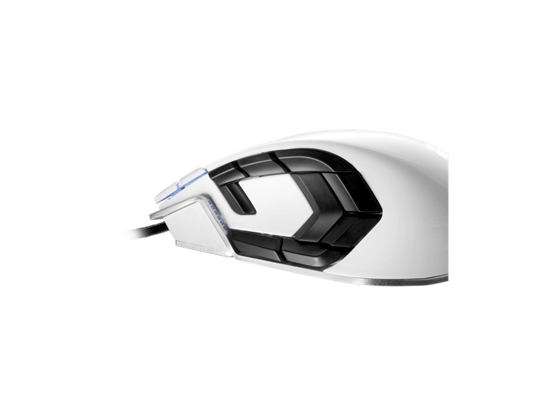 Corsair Vengeance M95 white wired USB 8200dpi 15 pr. buttons