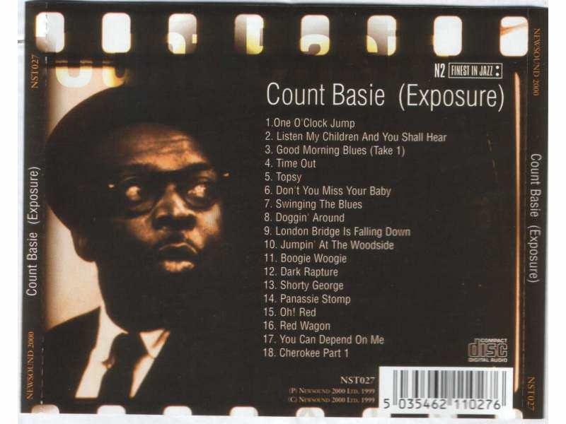 Count Basie - EXPOSURE