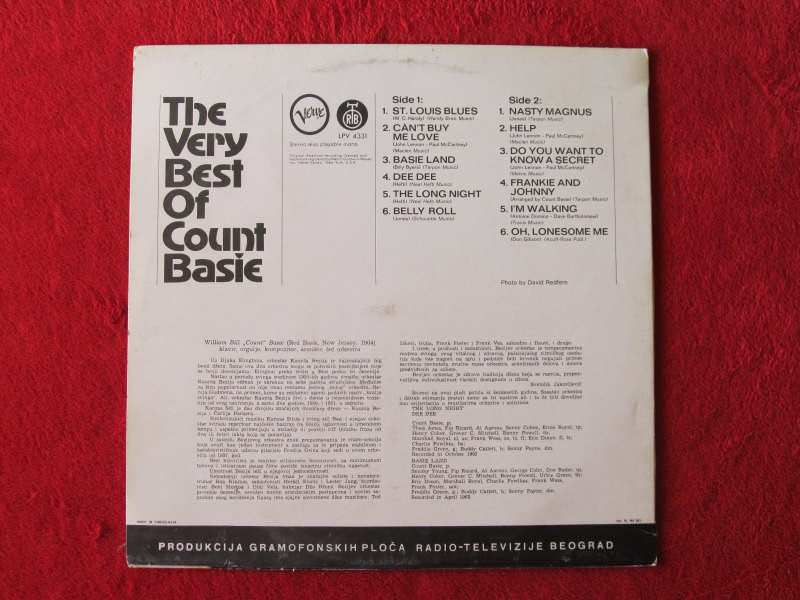 Count Basie - The Very Best Of