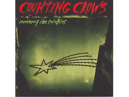 Counting Crows - Recovering The Satellites