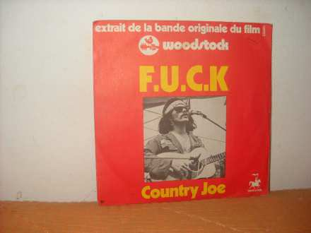 Country Joe McDonald - The Fish Cheer I Feel I`M Fixin` To Die Rag