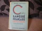 Cours de langue Francaise - Maquet