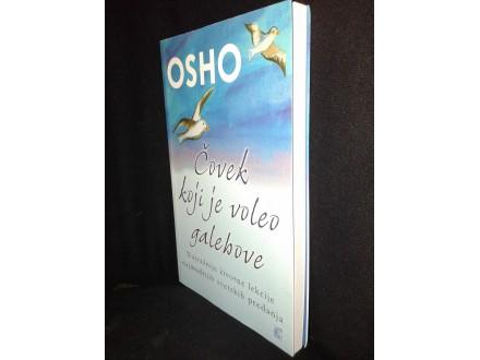 Čovek koji je voleo galebove, Osho