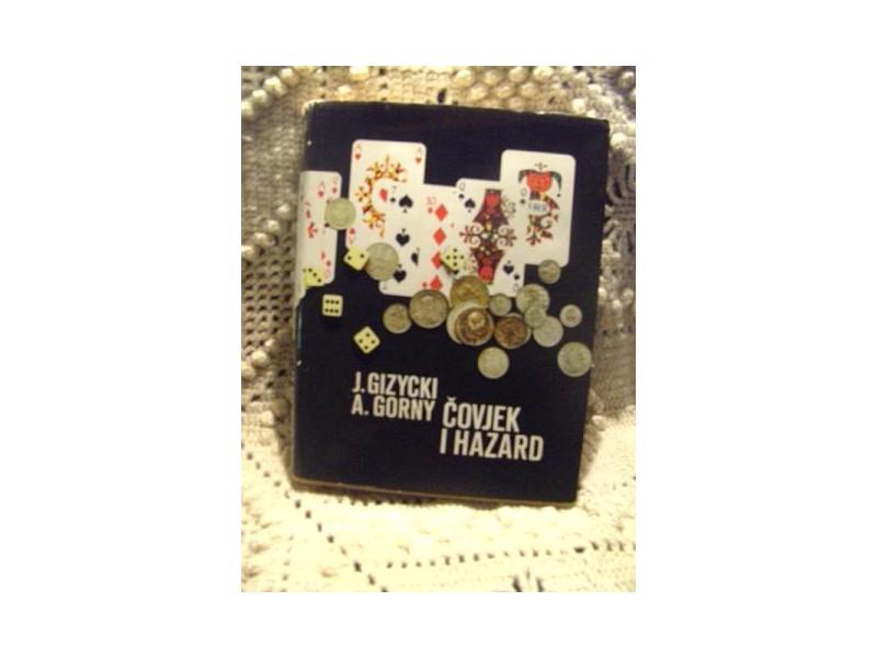 Čovjek i hazard,istorijat kockanja J.Gizycki i A.Gorny
