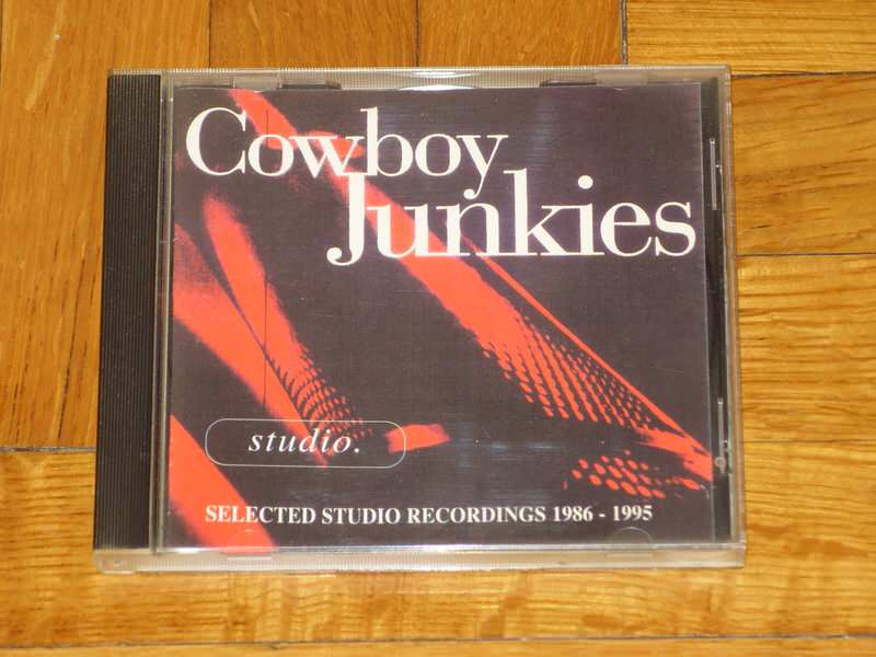 Cowboy Junkies - Studio.