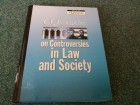 Cq Researcher on Controversies in Law and Society