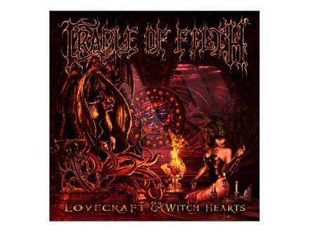 Cradle Of Filth - Lovecraft & Witch Hearts