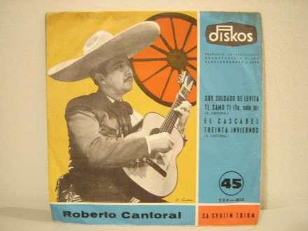 Crazy Creek, Roberto Cantoral - Soy Soldado De Levita