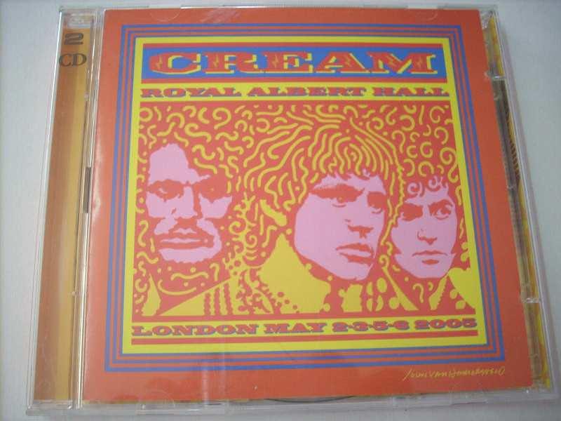 Cream (2) - Royal Albert Hall - London - May 2-3-5-6 05