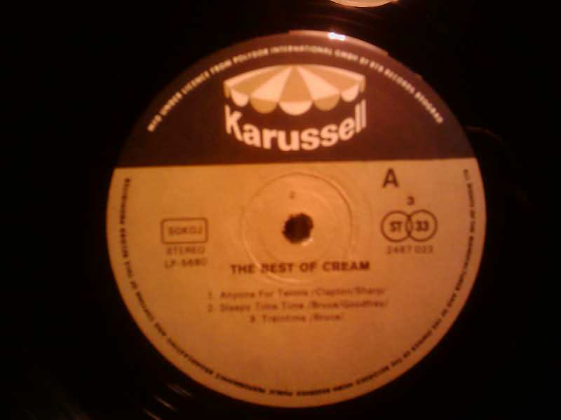 Cream (2) - The Best Of Cream