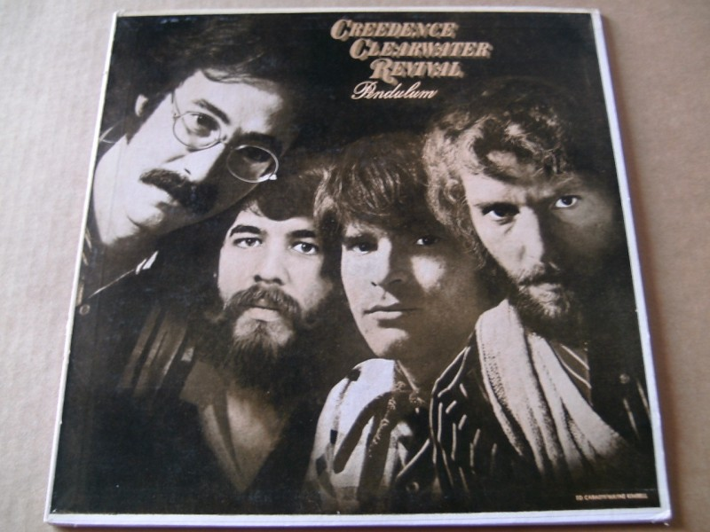 Creedence Clearwater Revival - Pendulum, mint