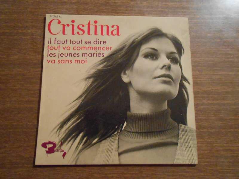 Cristina (25) - Il Faut Tout Se Dire