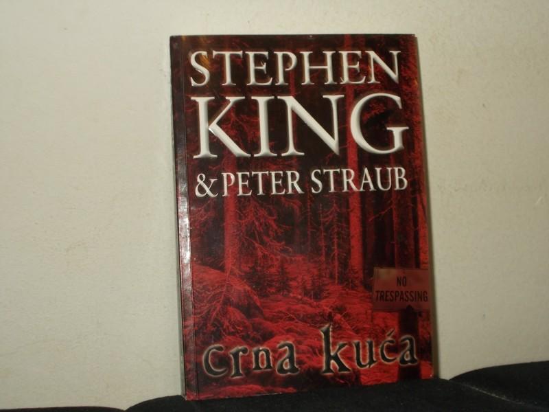 Crna kuća, Stephen King Peter Straub