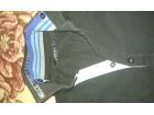 Crna kvalitetna majca sa kragnom S